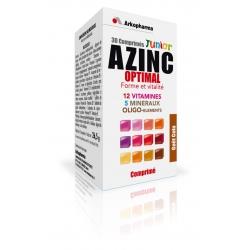 Arkopharma azinc optimal junior goût cola 30 comprimés
