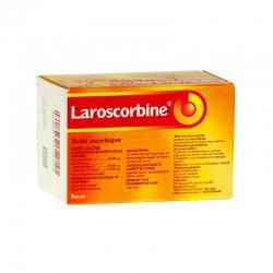 Laroscorbine 500mg sans sucre 30 comprimés à croquer édulcoré à l'aspartam