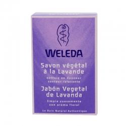 Weleda savon lavande 100g
