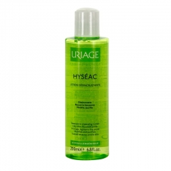 Uriage hyséac lotion desincrustante flacon 200ml