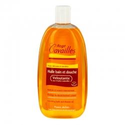 Rogé cavaillès huile bain et douche veloutante 500 ml