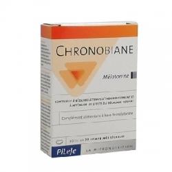 Pilèje chronobiane 30 comprimés