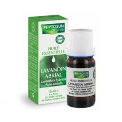Phytosun arôms huile essentielle lavandin abrial 10ml