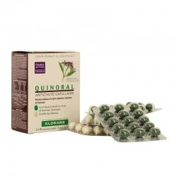 Klorane quinoral antichute capillaire trio 60 gélules