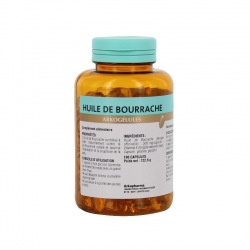 Arkopharma arkogélules huile de bourrache 180 capsules