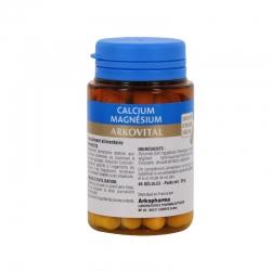 Arkopharma arkovital calcium magnesium 45 gélules