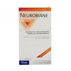 Pilèje neurobiane 60 gélules