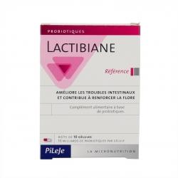 Pilèje lactibiane référence 10 gélules