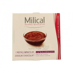 Milical go repas minceur crème 210g