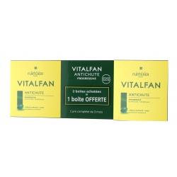 René Furterer Vitalfan antichute chute de cheveux progressive 3x30 capsules