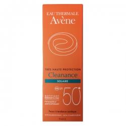 Avène Cleanance Solaire SPF50+ Très Haute Protection 50ml