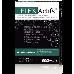 Argan Synactifs Flexactifs 60 gélules