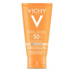 Vichy Idéal Soleil Emulion Visage BB Crème IP50 50 ml