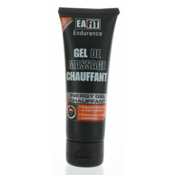 Eafit Inergy Gel Massant Chaufant 75ml