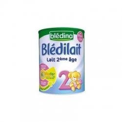 Blédina Blédilait 2ème Age 900g