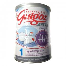 Guigoz Lait infantile expert lait HA 1er âge 800gr