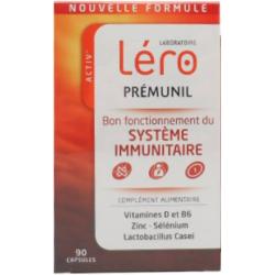 Léro Prémunil Système Immunitaire 90 capsules