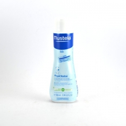 Mustela Physiobébé Fluide Nettoyant Sans Rincage 100ml