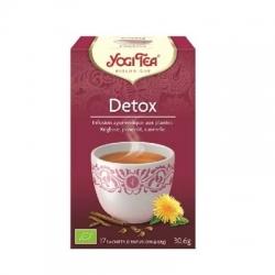Yogi tea detox 17 sachets