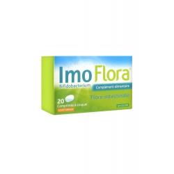 Imoflora Bifidobacterium 20 Comprimés