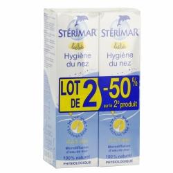 Stérimar Bébé Hygiène du Nez 2 x 100 ml