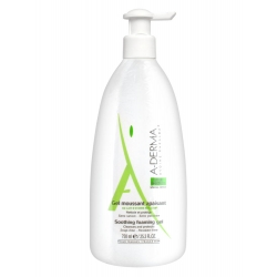 A-Derma gel moussant apaisant 750ml