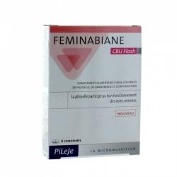 Pileje Feminabiane CBU Flash 6 comprimés