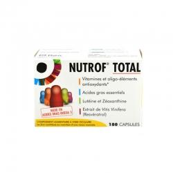 NUTROF TOTAL B/180 CAPS