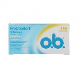 Ob procomfort 16 tampons