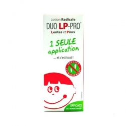 Duo lp-duo lotion anti-poux et lentes 150ml