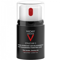 Vichy homme structure S soin hydratant raffermissant 50ml