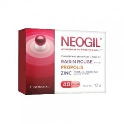 Nutrivercell neogil 40 gélules