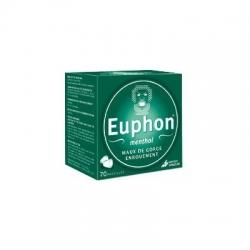 Euphon pastilles menthol 70 pastilles