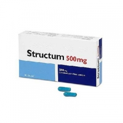 Structum 500mg 60 gélules