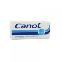Canol élimination rénale et digestive 60 comprimés