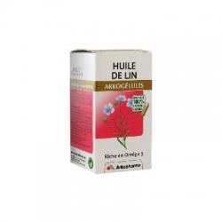 Arkopharma arkogélules huile de lin 45 gélules