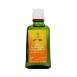 Weleda calendula huile de massage 100ml