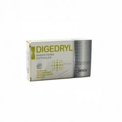 Digedryl digestions difficile 30 comprimés effervescents