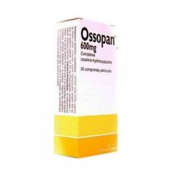 Ossopan 600 mg 30 comprimés