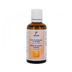 Weleda huile de massage pour le périnée 50ml