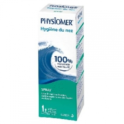 Sanofi physiomer hygiène du nez spray 135ml
