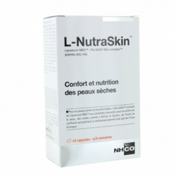 nhco l-nutraskin peaux sèches 42 capsules