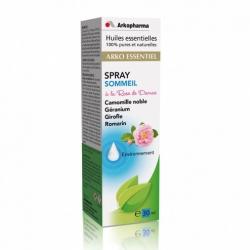 Arkopharma essentiel spray sommeil a la rose de damas 30ml