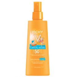 Vichy capital soleil spray douceur enfants spf50+ 200ml