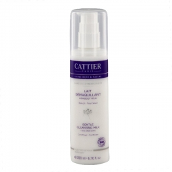 Cattier caresse d'herboriste lait démaquillant 200ml