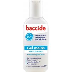 Cooper Baccide Gel Main Peaux Sensibles 75ml