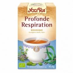 Yogi tea profonde respiration 17 sachets