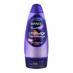 Manix Gel de Massage Aphrodisiaque Gingembre 200ml