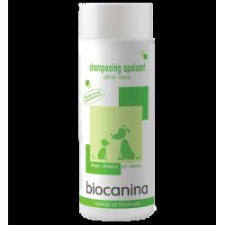 Biocanina Shampooing Apaisant à l'aloé vera 200ml