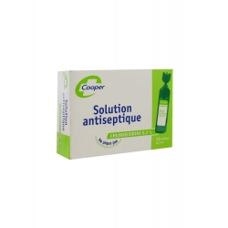 Cooper solution antiseptique 100 ml